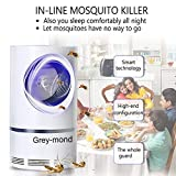 Grey-mond 1 PC Anti-Mosquito Lamp - 5 W Insect Traps Fly Killer/Kills Electric