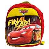 Cars Plush Bag, Red/Yellow (12-inch)