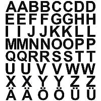 Suchergebnis Auf Amazonde Für Klebebuchstaben Schwarz