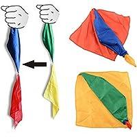 Pañuelo mágico de color magia truco