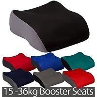 Panorama Booster Seat Dark Blue