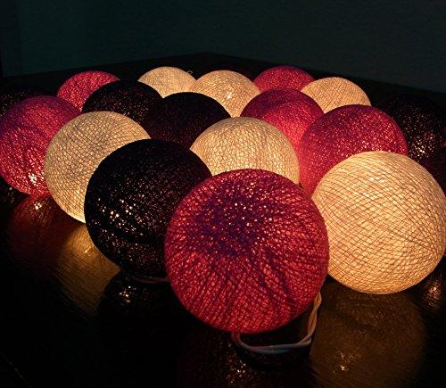 sauvegarder-prix-20-set-classique-boule-coton-leger-blanc-violet-pour-noel-parti-decor-a-la-maison-