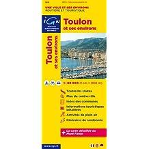 88413 Toulon et Ses Environs 1/80.000