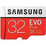 Samsung 32  GB EVO Plus Class 10 Micro SDHC with Adapter  MB MC32GA/AM
