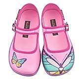 Hot Chocolate Design Mini Chocolaticas Butterfly Bailarina Mary Jane para Niñas HCD 32