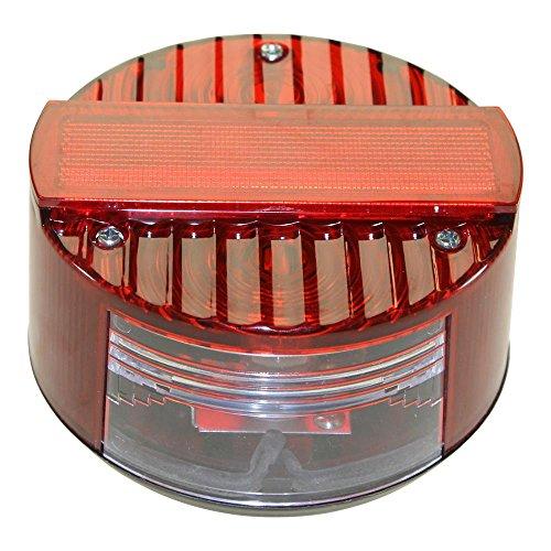 Rücklicht Rückleuchte Bremsschlussleuchte inkl. Glühbirne für Simson S51 SR50 KR51/2