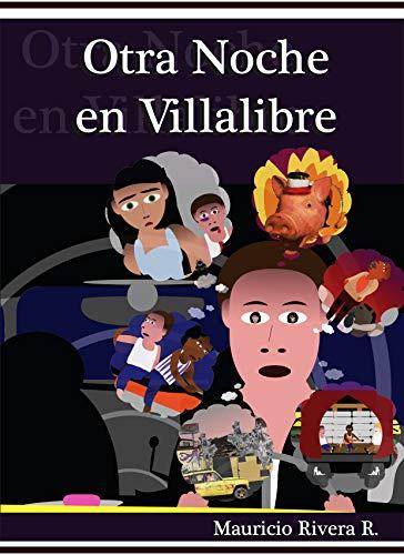 Otra Noche en Villalibre por Mauricio Rivera Ramirez