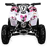 Miniquad Infantil ATV FOX XTR ELECTRO 1000 Vatios Pocket Quad Kinderquad...