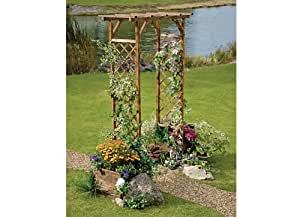 Round Arch Planter  |Arched Planters
