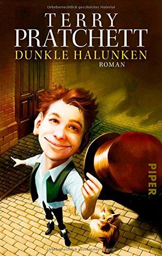 Buchseite und Rezensionen zu 'Dunkle Halunken: Roman' von Terry Pratchett