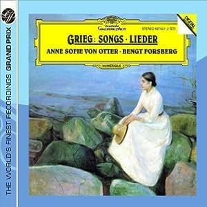 Grieg : Lieder