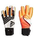adidas Erwachsene Predator Pro Manuel Neuer Torwarthandschuhe, White/Black/Solar Red, 8