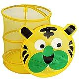 #10: PIGLOO™ 63-Litre Kids Pop Up Laundry Bag Hamper, Toy Storage Basket