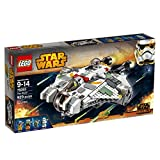 LEGO Star Wars 75053 The Ghost Building Toy (Discontinued by manufacturer) by LEGO