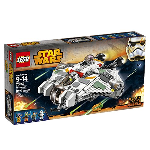 LEGO Star Wars 75053 The Ghost Building...