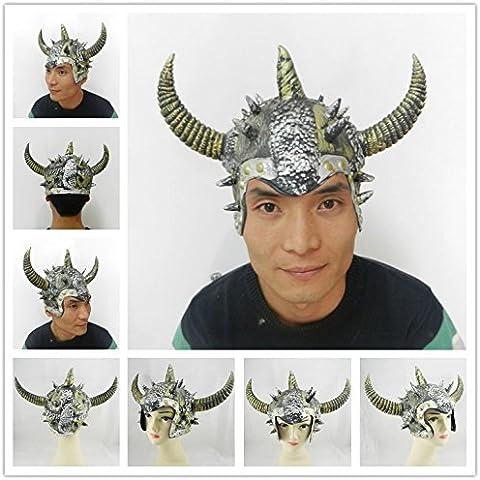 Guerrero romano serpiente sombrero gorro personalizada bailes de carnaval de Navidad