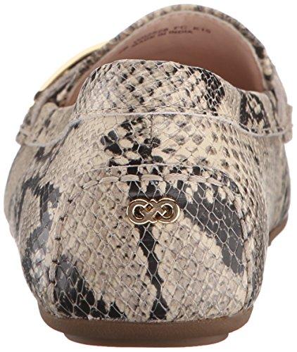 Cole Haan Isabeli Pilote Slip-on Mocassins Roccia Snake Print