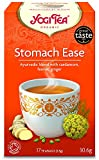Yogi Tea Stomach Ease 17 Teabags (Pack of 6, Total 102 Teabags)