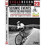 CR23: Seismic Events Tour of the High Passes Sportive - Turbo Training DVD - Full Route