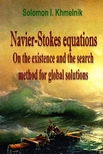 Navier-Stokes equations: On the existence and the search method for global solutions. (English Edition)