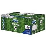 Durex Magic Box Edizione Limitata Sport Calcio Mondiali 3 Varietà di Preservativi Sync Performa e Pleasuremax con Sottobicchieri in Omaggio, 72 Pezzi