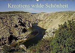 Kroatiens wilde Schönheit (Wandkalender 2020 DIN A2 quer): Die legendären Drehorte der Winnetou-Filme (Monatskalender, 14 Seiten ) (CALVENDO Natur)