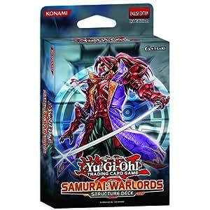 Samurai Warlord Structure Deck