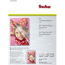 Geha Laminierfolie 80 mic 100er Pack A4