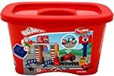 Bausteine Box Play Big BLOXX Werkstatt Waschanlage mit Bobby