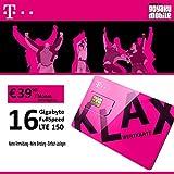 Mobiles Internet Simkarte Prepaid mit 16 GB LTE für Österreich SIM einfach Einlegen & Lossurfen