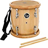 LP Latin Percussion LP271-WD - Tambora con parches de piel natural
