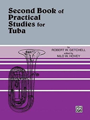 Practical Studies for Tuba, Bk 2