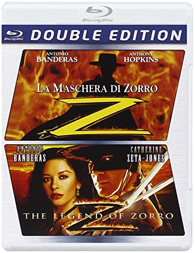 La maschera di Zorro + The legend of Zorro