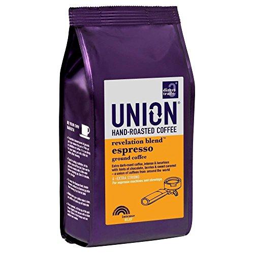 Gewerkschaft Hand Geröstet Offenbarung Mischung Espresso Kaffeepulver (227G)