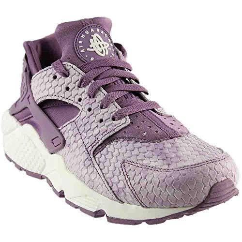 Nike Damen Air Huarache Run PRM 683818 Sneakers Turnschuhe (UK 6.5 US 9 EU 40.5, Violet dust sail 500)