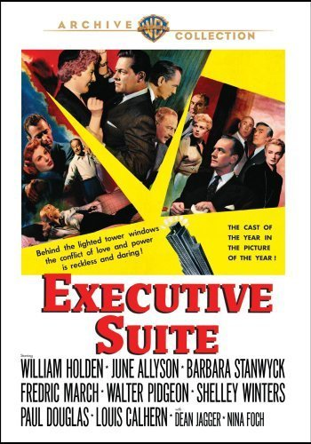 Executive Suite by William Holden
