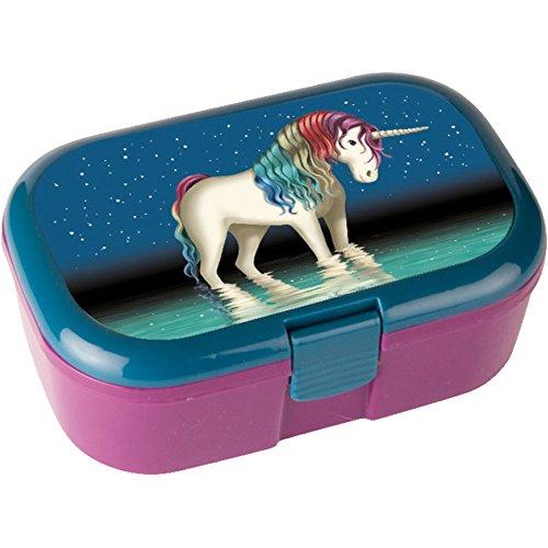 Brotzeitbox/Brotdose mit Einhorn