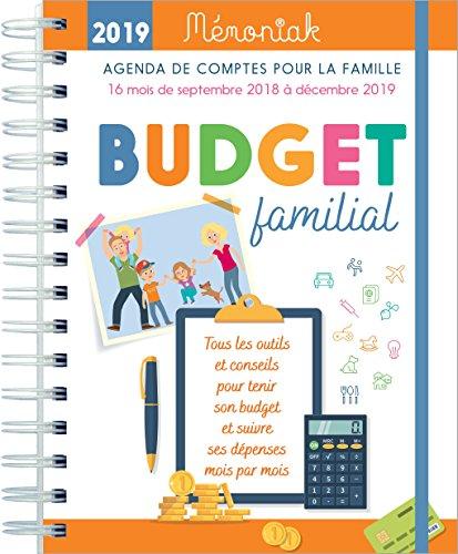 Budget familial Mémoniak 2018-2019 par Collectif