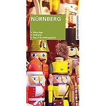GO VISTA Plus: Reiseführer Nürnberg (Mit App und Faltkarte)