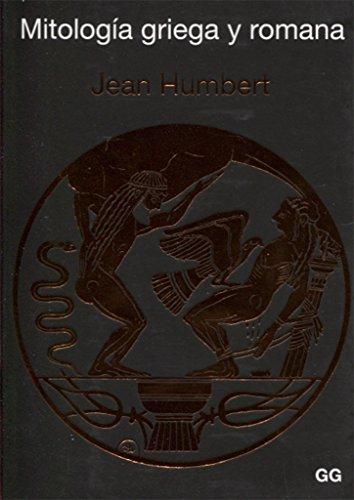 Mitología griega y romana por Jean Humbert