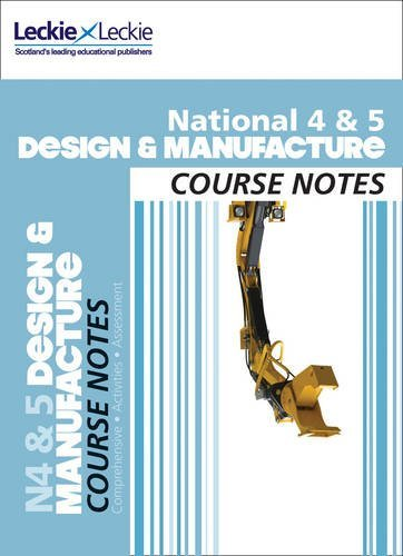 national-4-5-design-and-manufacture-course-notes-course-notes-by-jill-connolly-2014-09-19
