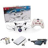 Aircraft Drohne X II Quadrocopter Sonder-Edition 3 gebraucht kaufen  Wird an jeden Ort in Deutschland