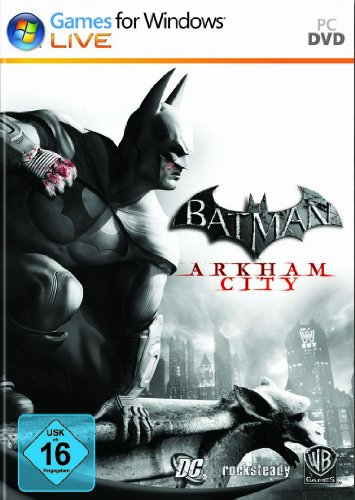 Batman: Arkham City - [PC] (Catwoman Film Kostüm)