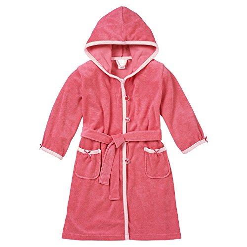 Preisvergleich Produktbild Schiesser Mädchen Bademantel, Gr. 140, Rot (pink 504)
