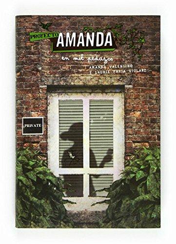 Proyecto Amanda. En mil pedazos  (eBook - ePub) par Laurie Faria Stolarz