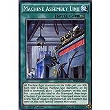 Yu-Gi-Oh!: BP03 EN167 Unlimited Ed Maschine Fließband gemeinsamen-Karte (Monster League-Battle Pack Yu-Gi-Oh Einzelkarte