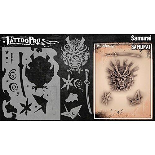 n Serie 3–Samurai (Halloween 3 Tattoo)