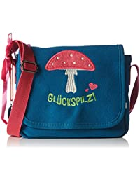 Adelheid Glückspilz Kindergartentasche - Bolso de las muchachas de material sintético niña