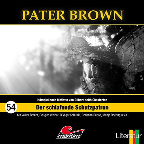 Pater Brown (54) Der schlafende Schutzpatron - maritim 2018