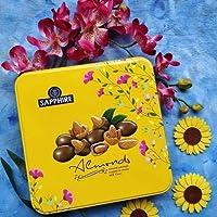 Sapphire Almonds Wrapped in Creamy Milk Choco, 200gm